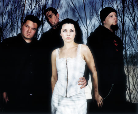 Taking over me- Evanescence